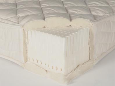 materac lateksowy
