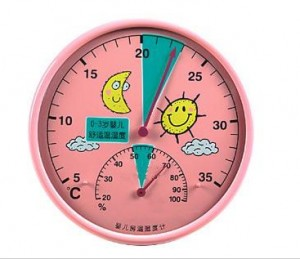 higrometr termometr
